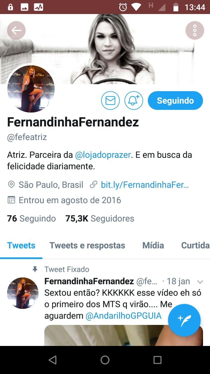 Fernandinha Fernandez Pelada