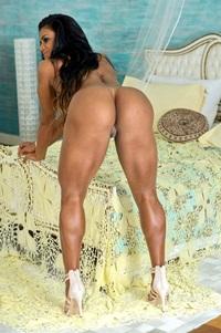 Fotos sexy atriz porno brasileira Ana Julia