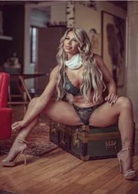 Fotos sexy loira famosa nua