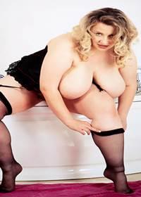 Fotos de gordinhas peladas mostrando buceta gorda