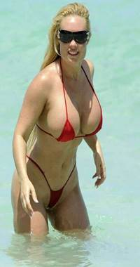 Kolinda Grabar caiu na net Presidente da Croácia em fotos amadoras