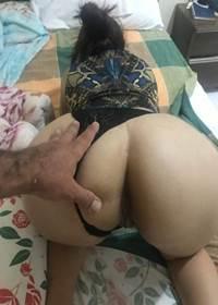 Fotos da bunda gozada da esposa cadela viciada em sexo anal