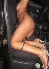 Fotos eróticas Mineira amadora ficou nua ao ar livre em vários locais do Brasil