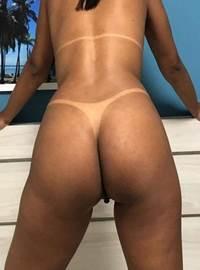 Negra carioca nudez bateu fotos da buceta bronzeada