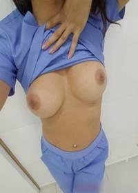 Nudes enfermeira muito gostosa peituda pelada vazou na Web