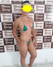 Coroa bronzeada deliciosa postou fotos se masturbando