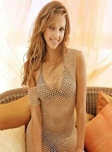"""Jessica Alba nua pelada atriz do filme """"Quarteto Fantástico"""""""