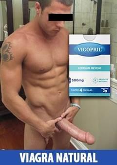 Viagra Natural - Formula Avançada