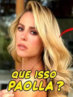 Paolla Oliveira nua transando em videos de sexo