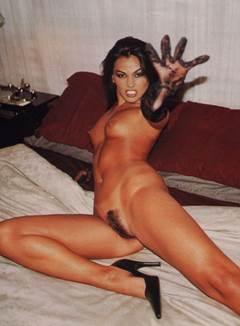 Tiazinha pelada a Suzana Alves nua na Playboy