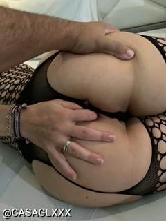 Corpo sensual esposa gostosa usando Lingerie sexy