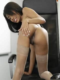 Brittney White atriz porno negra em sua melhor forma