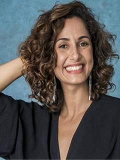 Camila Pitanga pelada nua