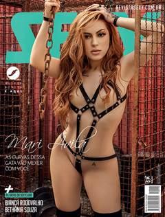 Mari Ávila nua na Revista Sexy de Fevereiro de 2021